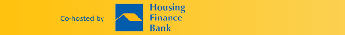 Co-hosted by Housing Finance Bank